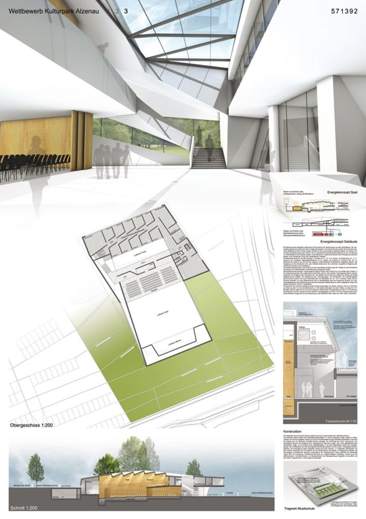 Schrammen architekten rheims partner for Gis for landscape architects