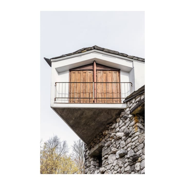 Cn10architetti pino pizzigoni vacation house for an for Piccole case quadrate