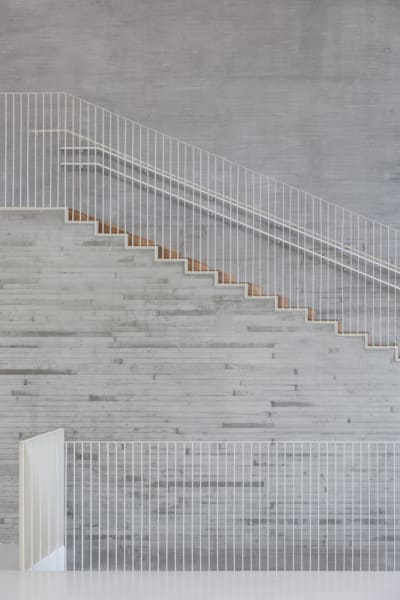 Indoor stairs · a collection curated by divisare