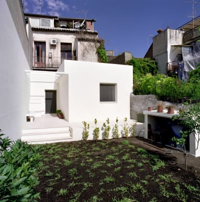 Italian houses · a collection curated by divisare