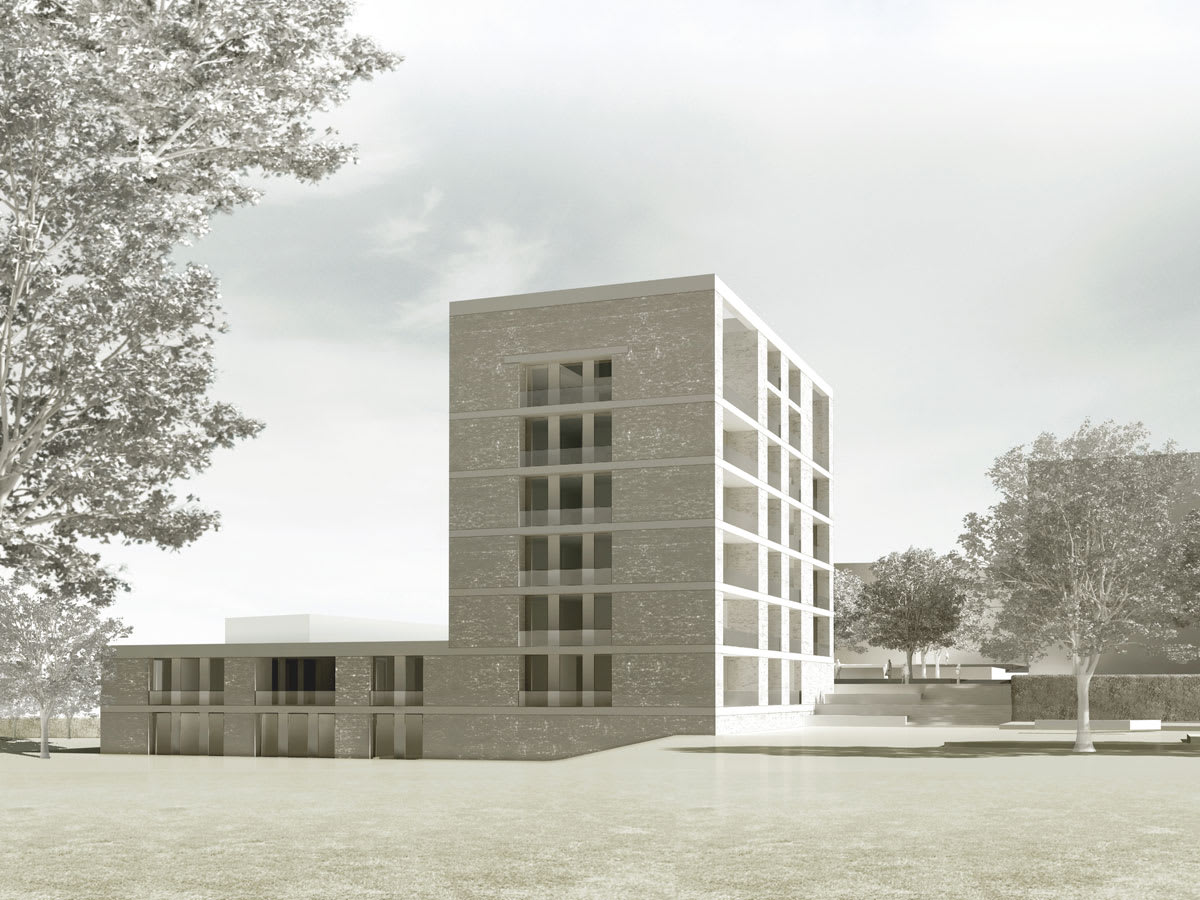 David chipperfield architects killesberg divisare for Chipperfield arquitecto