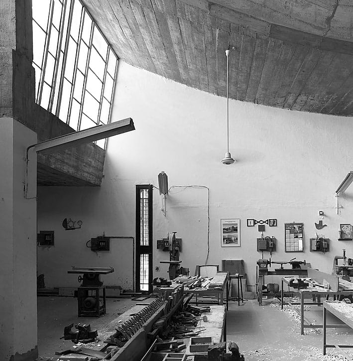 Le corbusier cemal emden cole d 39 art et d 39 architecture for Art et architecture